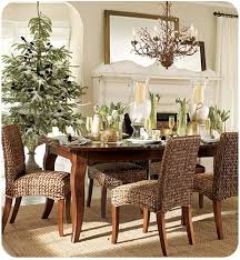 Christmas Decorations On Dining Table by 25 Best Christmas Dining Table Images On Pinterest Christmas