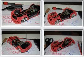 27 best 3doodler creations by british designer uses 3doodler 3d printing pen to build remote