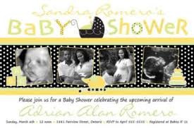 Customized Baby Customized Baby Shower Invitations Iidaemilia Com