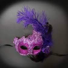 purple mardi gras new mardi gras masquerade masks free shipping usa orders