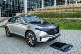 mercedes concept cars mercedes benz looks to the future with generation eq ev concept