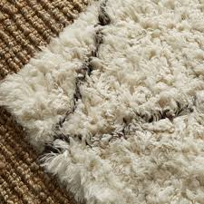 Brown Shag Area Rug by Brown And White Rugs Roselawnlutheran