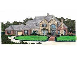 French Country House Plan Eplans French Country House Plan Absolutely Grand Entrance