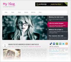 15 best u0026 simple free premium magazine wordpress themes for 2012