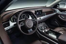 audi a8 limited edition 2013 audi a8 information and photos zombiedrive
