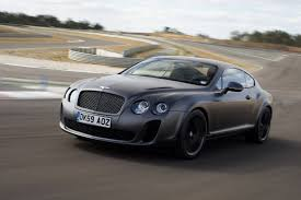 bentley coupe 2010 2010 bentley continental supersports review top speed