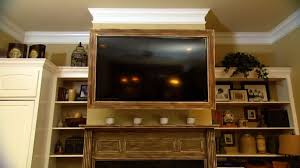 Decorative Flat Screen Tv Covers 4 Cool Ways To Make Your Flat Screen Tv Practically Vanish
