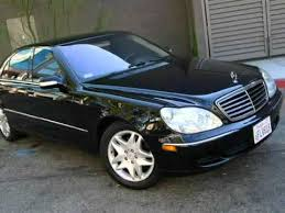 mercedes s500 2003 2003 mercedes s500 sedan black on black xenon