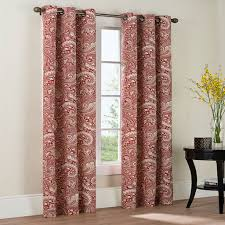 the big one paisley 2 pk curtains curtains pinterest