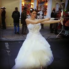 katniss everdeen wedding dress costume 14 best completed costumes images on