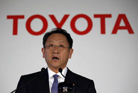 motorcorp toyota expects 2 4 drop in its net profit for 2015 and expects to