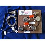 amazon com les paul usa gibson prewired 50s wiring harness long