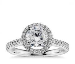 halo engagement ring settings 7 exquisite halo engagement ring settings