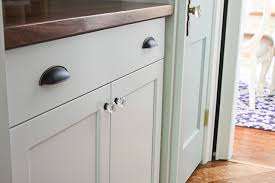 kitchen cabinet door hardware jig install cabinet handles the easy way pretty handy