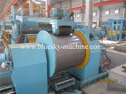 slitting machine cut to length machine china manufacturers