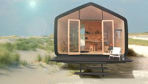 wikkelhouse compact cardboard home is stronger than it sounds