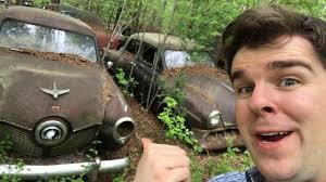 junkyard car youtube old car city world u0027s largest classic car junkyard youtube