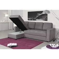canapé d angle avec rangement canapé d angle réversible et convertible avec coffre de rangement