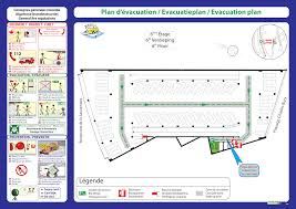 Fire Evacuation Plan Template For Office by Evacuatio Examples Of Evacuation Plan