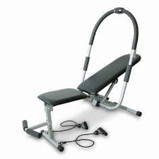 Bench Abs Workout Abs Workout Machine With Adjustable Resistance Setting Provides