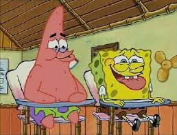 Patrick Meme Generator - patrick spongebob boating school blank template imgflip