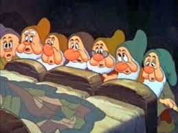 snow white dwarfs 1937 disney movie
