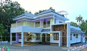 finished home 2056 sq ft kerala home design bloglovin u0027
