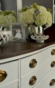 Bedroom Furniture Makeover - dresser and mirror makeover master bedroom furniture