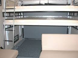 Happijac Bed Lift  Optional Double Bunk  Mirage Trailer Parts - Rv bunk beds