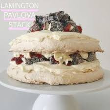 lamington pavlova pavlova australia and food