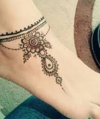 simple ankle henna henna inspiration feet legs pinterest