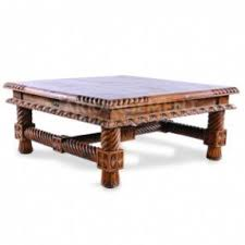 Rectangular Coffee Table Old World Coffee Tables Foter