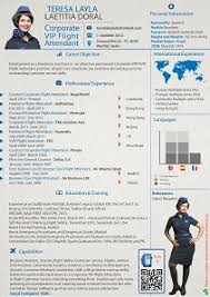 Flight Attendant Resume Templates Professional Resumes Template That Get You Stand Out