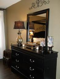 black dressers for bedroom how to stage a dresser bedrooms pinterest dresser stage and