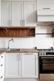 are light gray kitchen cabinets in style stylish light gray kitchen interior with modern cabinets and