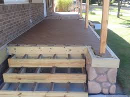 2 Step Stair Stringer by Deck Stair Structure Pro Construction Forum Be The Pro