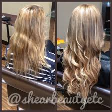 Dirty Hair Extensions by Hair Stylist U2013 Shearbeautyetc