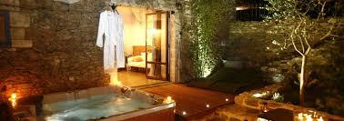 chambre d hote a uzes chambres d hôtes avec jacuzzis privés en provence clos des restanques