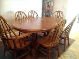 Used Dining Room Table And Chairs Used Dining Room Chairs Smc