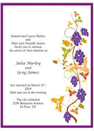 wedding stationery templates vineyard wedding invitations templates kit for your vineyard theme