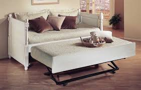 french daybed pop up trundle beds pop up trundle beds