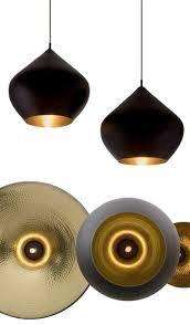 black and copper pendant light beat pendant light stout large black copper from tom dixon beat