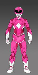 concept ranger mmpr pink ranger concept by monstrous64 on deviantart