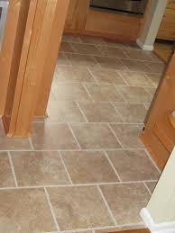 black tile flooring gourmet island best countertops material