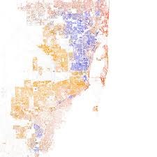 Ethnic Map Of Los Angeles by Rochestersubway Com Visualizing Ethnic Boundaries In Rochester