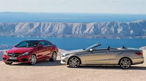 2013 mercedes e350 coupe mercedes e class coupe cabriolet facelift 2013 pictures