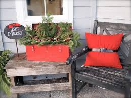 Outdoor Christmas Pillows by Santa Pillow
