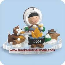 2006 hallmark frosty friends 27 hallmark ornament at hooked on