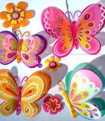 Butterfly Kids Room by 3d Removable Butterfly Art Decor Wall Stickers Kids Room Decals