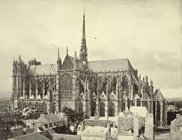 amiens cathedral south side collection a d white archi u2026 flickr